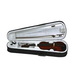 Gewa F401611 Violin Outfit 4/4 with Hardwood Fittings
