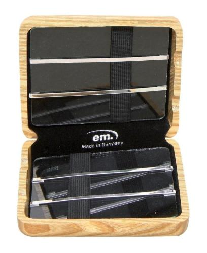 Gewa Solid Wood 6 Clarinet Reed Case