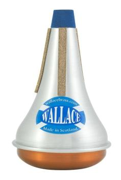 Wallace Eb Tpt Straight Copper Bottom mute