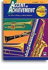 Accent On Achievement: B Flat Trumpet Book 1