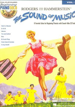 Beginning Piano Solo Play-Along Volume 3: The Sound Of Music