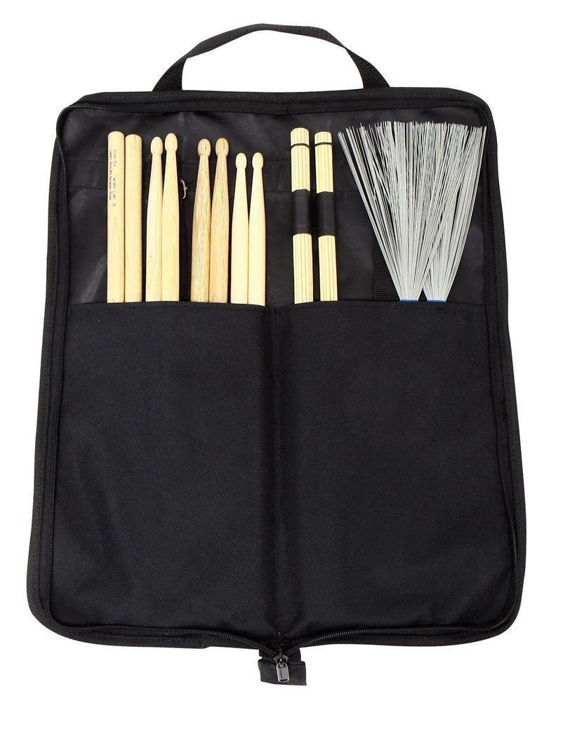 Basix Stick Bag with Drum Sticks