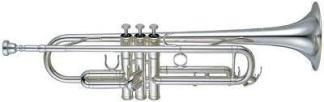 Yamaha YTR5335GS Trumpet in Silver Plate