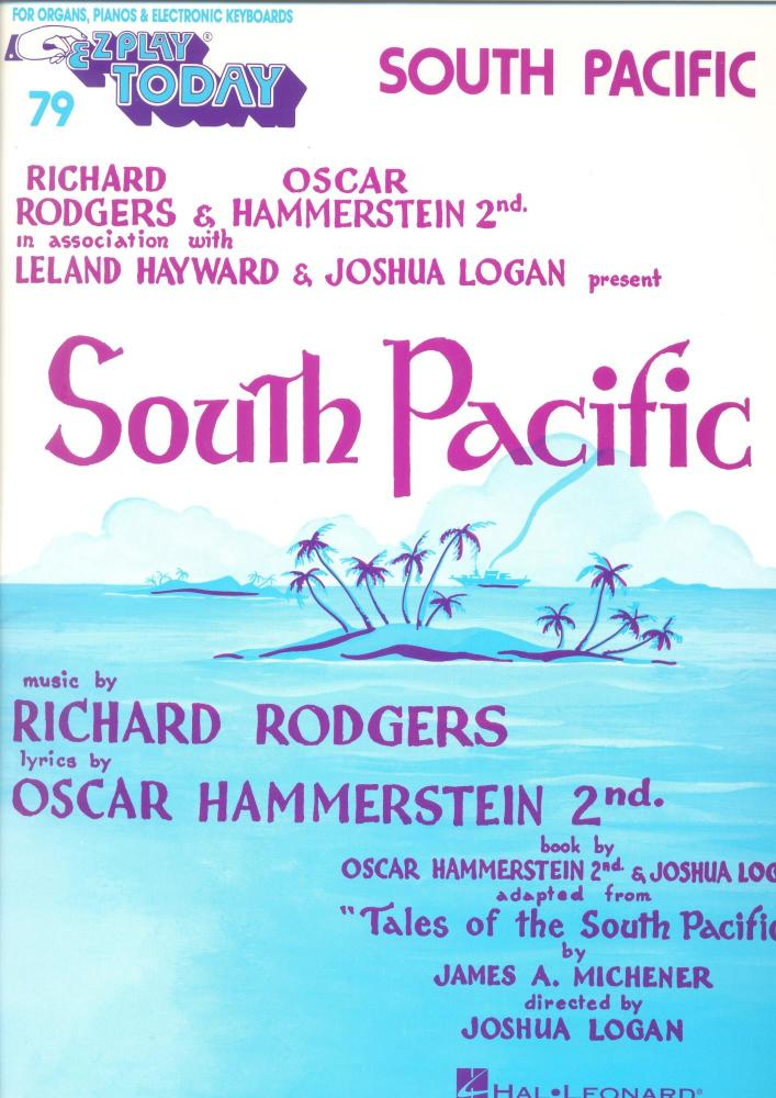 E-Z Play Today 79: South Pacific