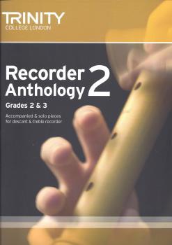 Trinity College London: Recorder Anthology Book 2 (Grades 2-3)