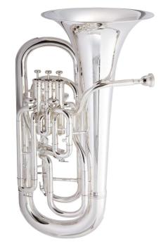 John Packer JP374SterlingS Euphonium JP374 Sterling Silver Plate