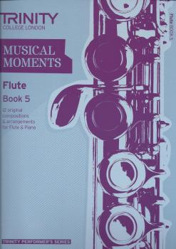 Trinity College London: Musical Moments - Flute Book 5