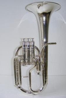 Sterling Virtuoso Tenor Horn - Heavy Bell