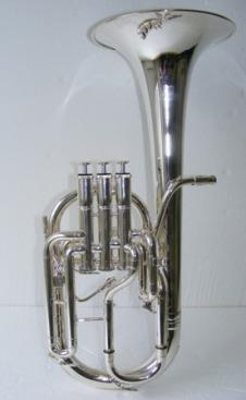 Sterling Virtuoso Tenor Horn - Heavy Bell, Tuning SlideTrigger