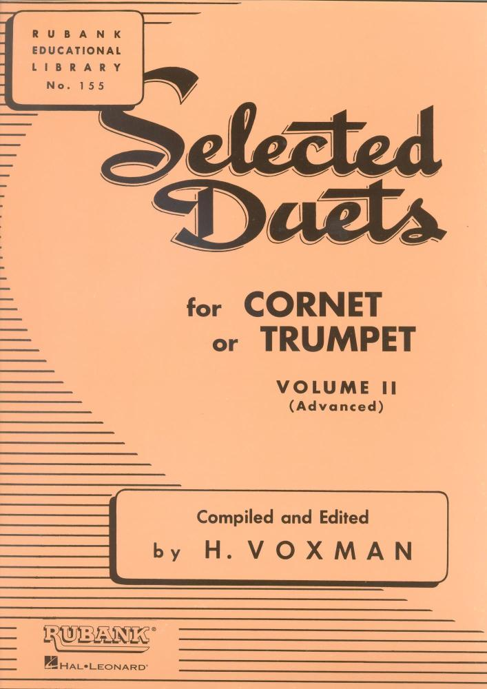 Selected Duets For Cornet Or Trumpet - Volume 2