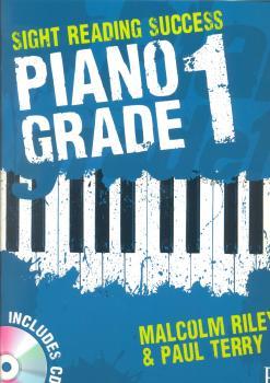 Malcolm Riley/Paul Terry: Sight Reading Success - Piano Grade 1