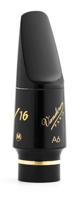 Vandoren V16 Alto Sax mouthpiece A6M