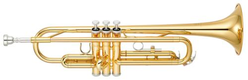 Yamaha YTR2330 Bb Trumpet in Lacquer