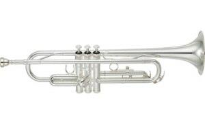 Yamaha YTR2330S Bb Trumpet in Silver Plate