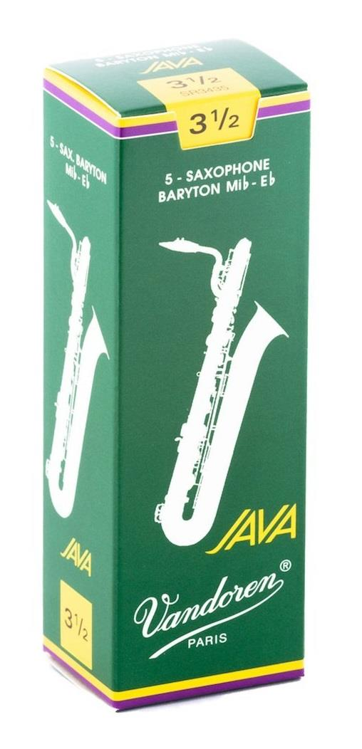 Vandoren Baritone Sax Java Reed (Box 5)