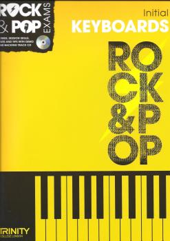 Trinity College London: Rock & Pop Keyboard - Initial