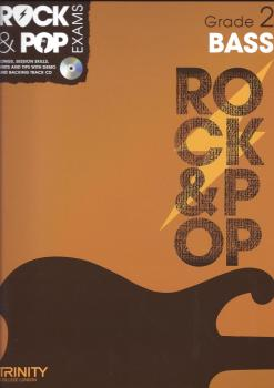 Trinity College London: Rock & Pop Bass Guitar - Grade 2