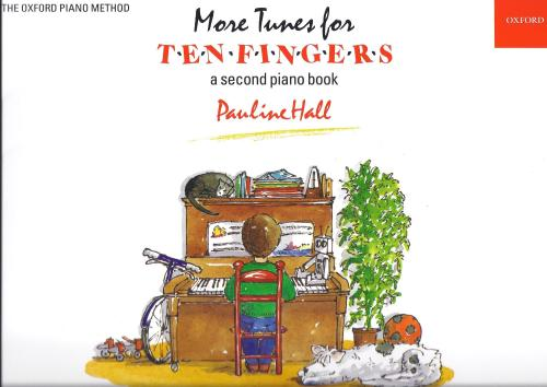 More Tunes For Ten Fingers: A Second Piano Book