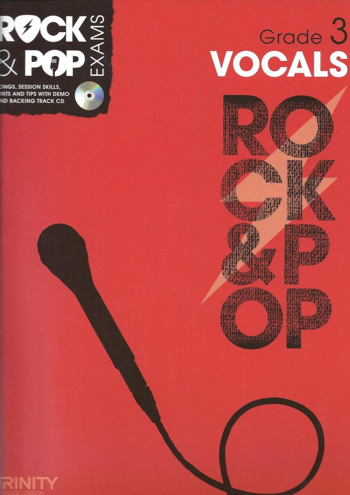 Trinity College London: Rock & Pop Voice - Grade 3
