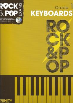 Trinity College London: Rock & Pop Keyboard - Grade 1