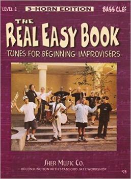 The Real Easy Book Level 1 Bass Clef