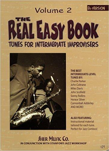 The Real Easy Book Level 2 Bb Version