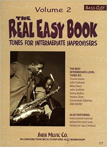 The Real Easy Book Level 2 Bass Clef