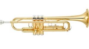 Yamaha YTR3335 Bb Trumpet in Lacquer