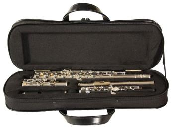 Superbags Flute and Piccolo Case in Matt Black