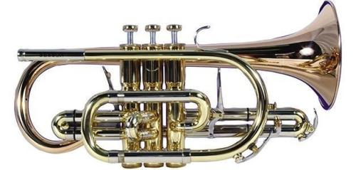 Besson BE928-1-0 Bb Sovereign Cornet in Lacquer