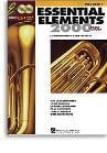 Essential Elements 2000 - Tuba Book 1 with DVD