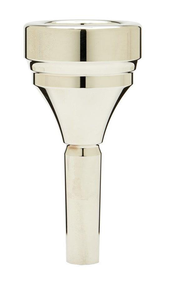 Denis Wick Classic Tuba silver plated mouthpiece - 4L
