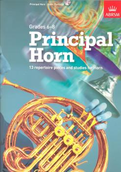 ABRSM Principal Horn - Grades 6-8