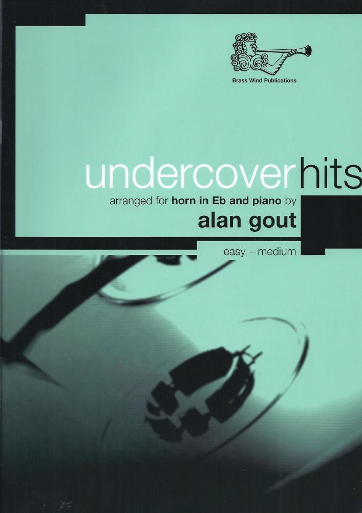 Undercover Hits for Horn in Eb - Alan Gout