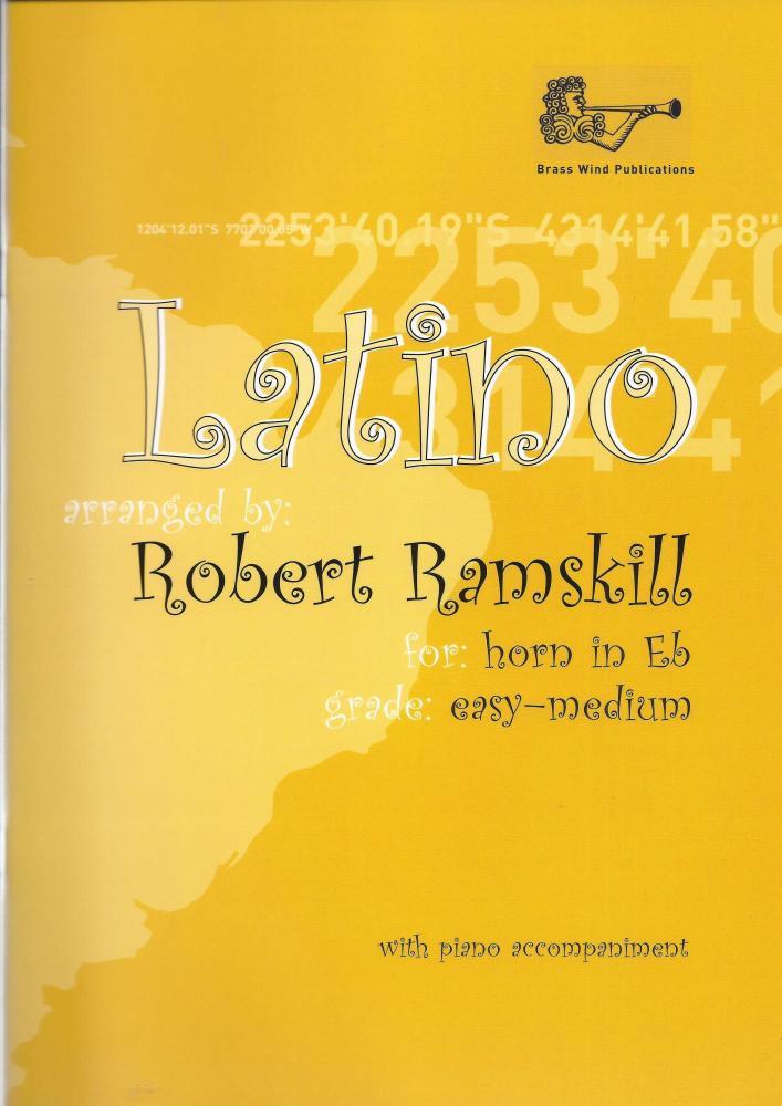 Latino for Horn in Eb - Robert Ramskill