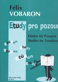 Studies for Trombone - Vobaron