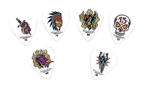 Blackline Guitar picks (6)