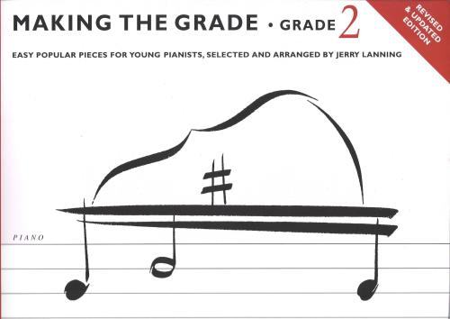 Making The Grade: Grade Two - Revised Edition (Piano)