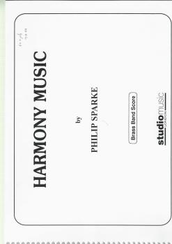 Harmony Music for Brass Band - Philip Sparke