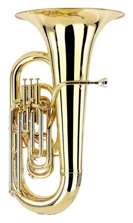 Besson BE981-1-0 Sovereign EEb Tuba in Lacquer