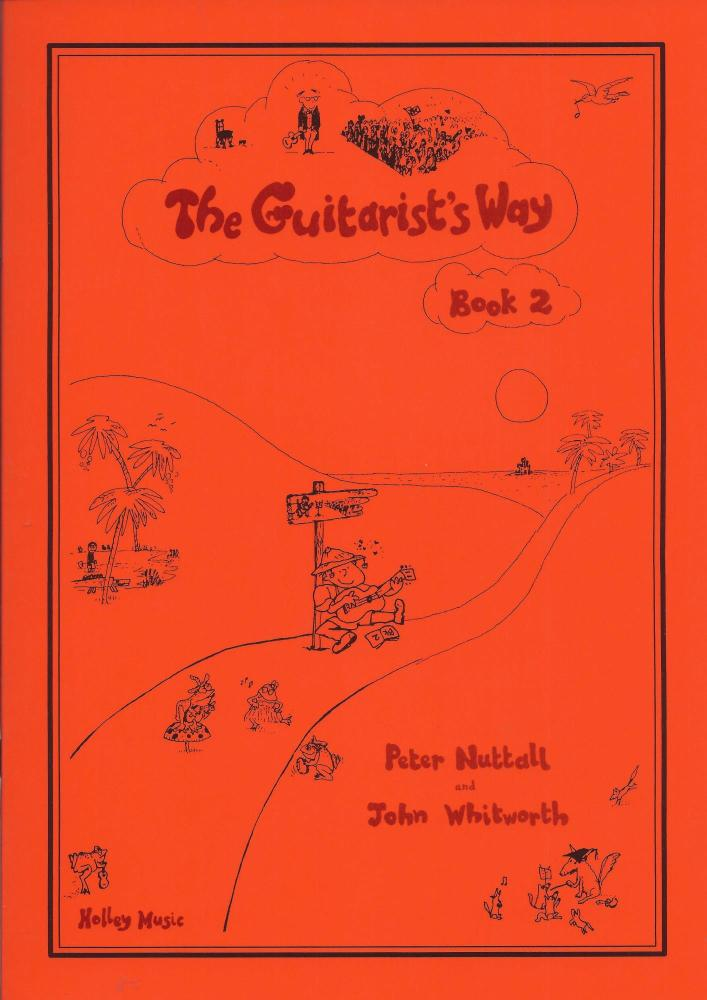 Peter Nuttall: The Guitarist's Way - Book 2