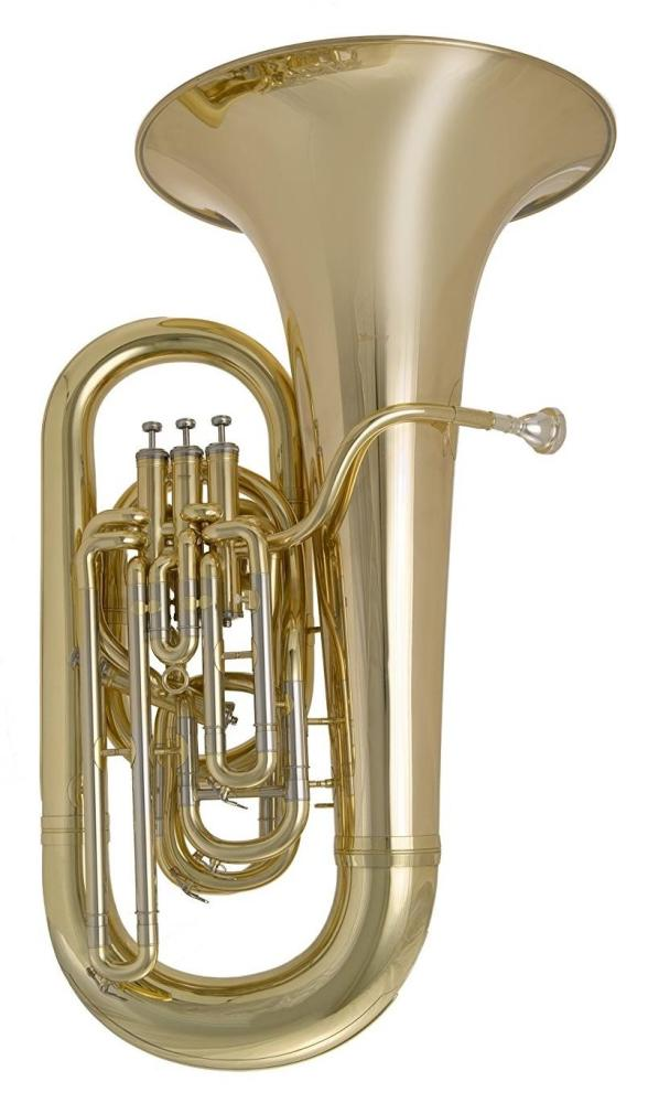 John Packer JP377 JP Sterling EEb Tuba in Lacquer