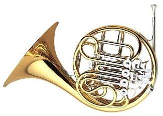 Yamaha YHR567 F/Bb French Horn