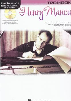 Hal Leonard Instrumental Play-Along: Henry Mancini (Trombone)