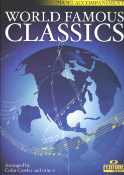 World Famous Classics - Piano Accompaniment