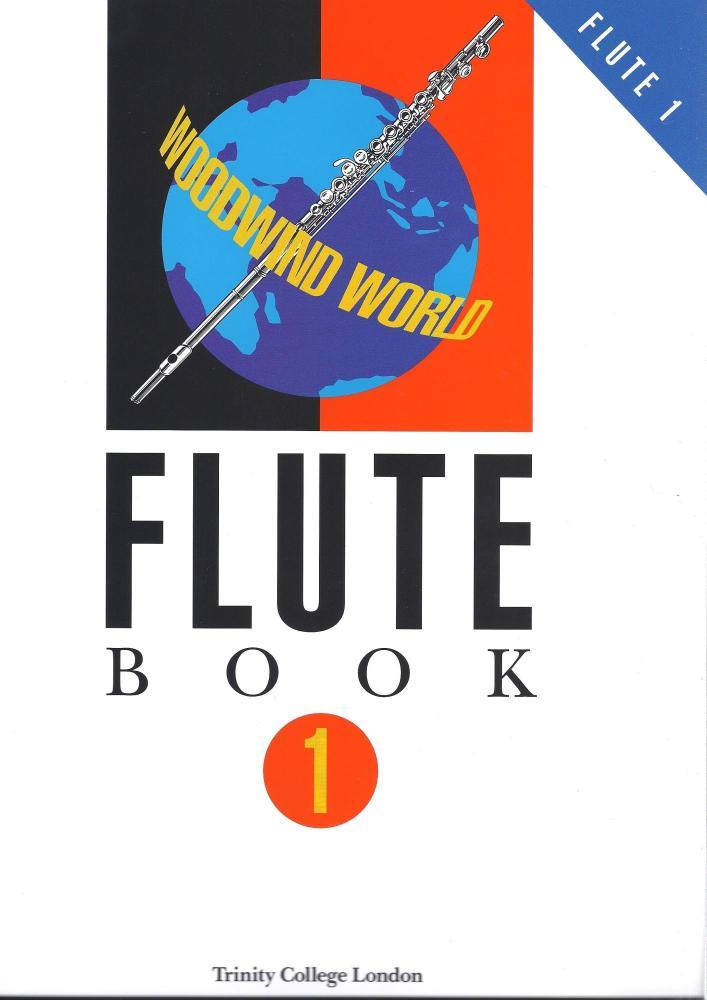 Woodwind World Flute Book 1 - Trinity