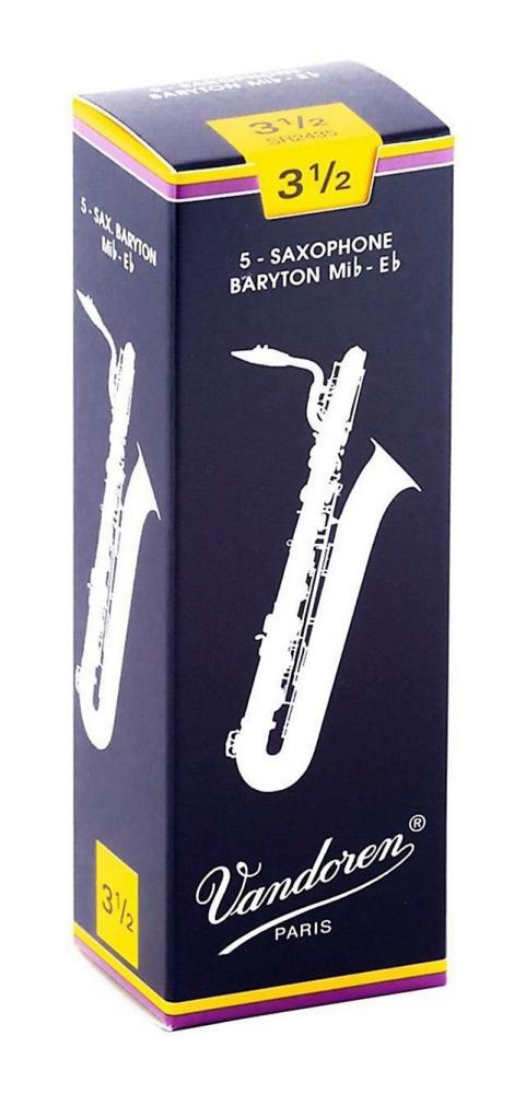 Vandoren Baritone Sax Reed (Box 5)