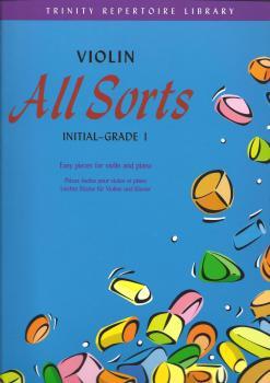 Trinity College London: Violin All Sorts Initial-Grade 1