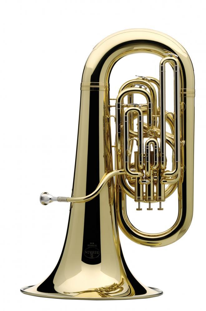 Besson BE982-1-0 Sovereign EEb Tuba in Lacquer