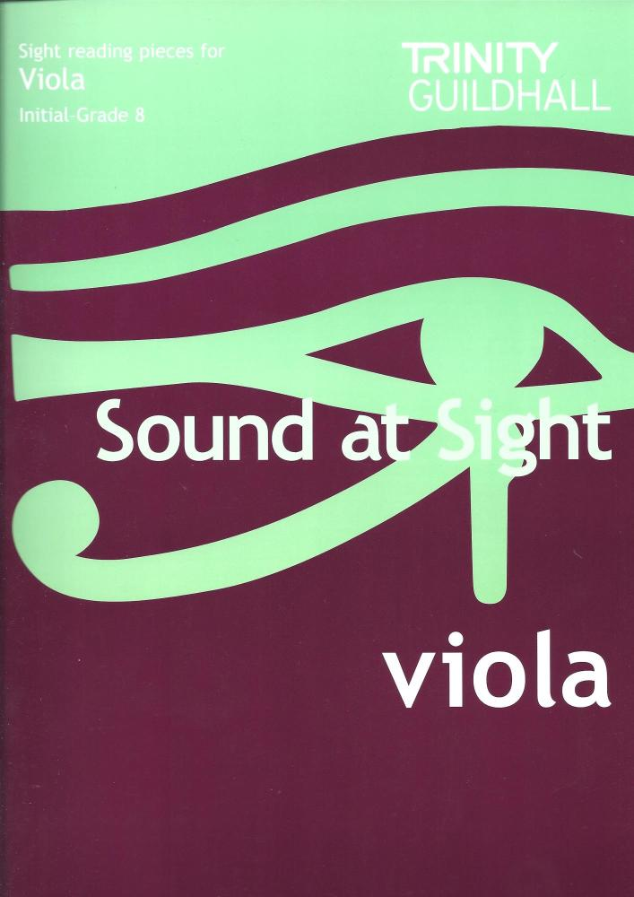 Sound at Sight Viola Initial - Grade 8